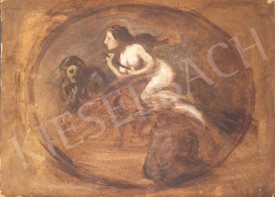 Eladó  Petrányi Miklós - Hölgyek festménye