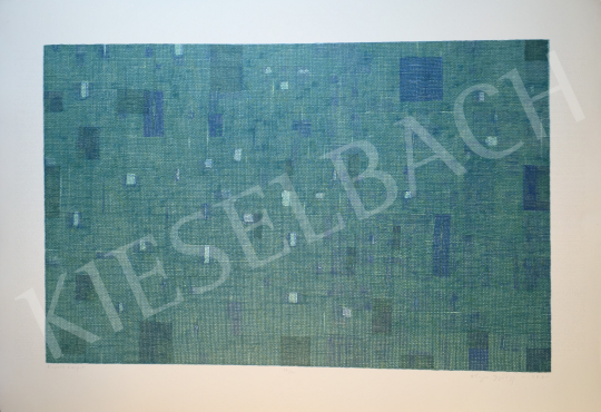 For sale Olajos, György - Worn Carpet, 1998 's painting