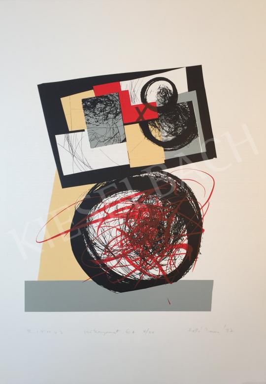 For sale Holló, Barna - Rhythm, 1997 's painting
