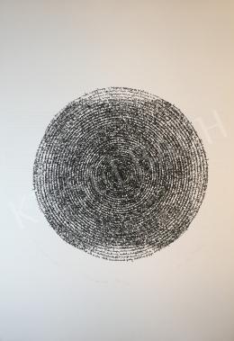 Szőnyi, Krisztina - Letter Series: Circular, 2001