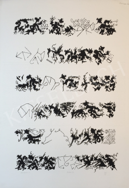 Banga, Ferenc - Notes IV., 2001