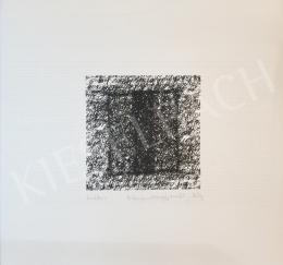 Szőnyi, Krisztina - lill Letter 1., 2001