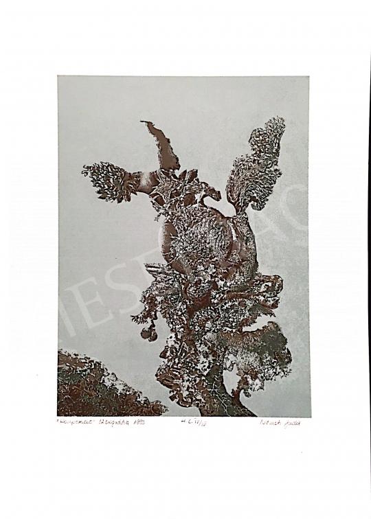 Eladó  Németi Judit - Kompozíció, 1993 festménye