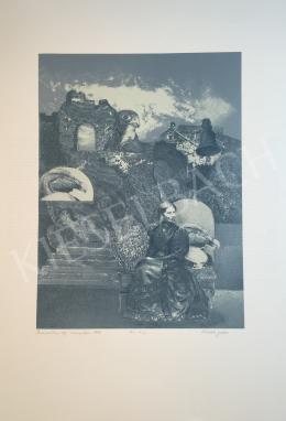 Németi Judit - Romantikus táj, 1993