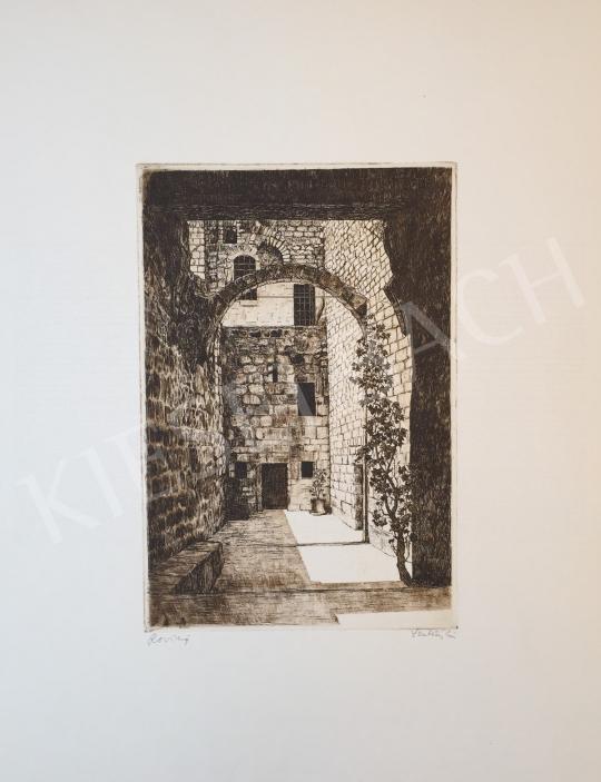 For sale Scultéty, Éva (Imre Istvánné) - Rovinj, 1982 's painting