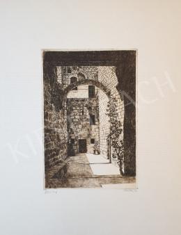 Scultéty Éva - Rovinj, 1982