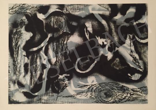 Eladó Szotyori Z. Edit - Mélyvizek világa I., 1996 festménye