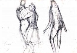 Cora J. jelzéssel - Táncoló lányok