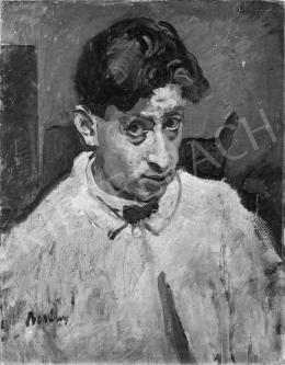 Berény, Róbert - Self-Portrait, c. 1906