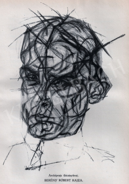 Berény, Róbert - Antonio Torossi, c. 1912