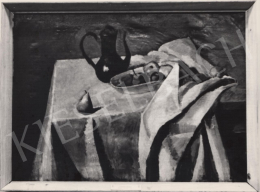 Berény, Róbert - Still Life with a Big Blue Jug, 1911
