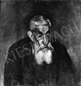 Berény, Róbert - Portrait, 1909