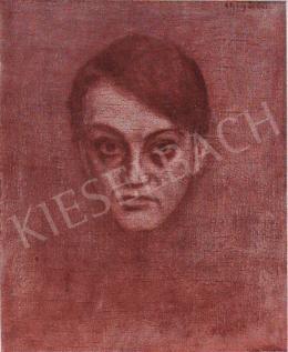 Czigány Dezső - Ady Endre képmása, 1907