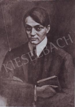 Czigány Dezső - Ady Endre képmása, 1908