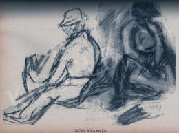 Czóbel Béla - Tanulmány, 1913 körül