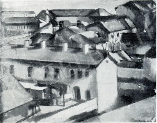 Márffy, Ödön - Kőbánya, 1910 painting