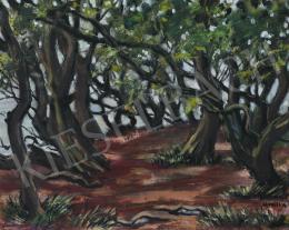 Lukács, Ágnes - Horány Shore Willow, 1989