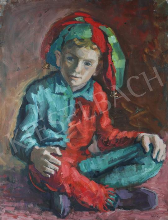For sale Lukács, Ágnes - Hallequin, 1968 's painting