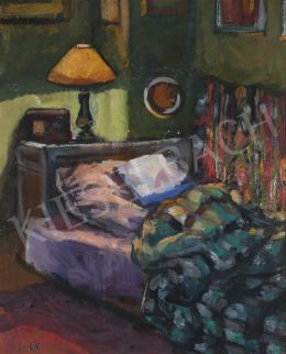 Lukács Ágnes - Hálószobám sarka, 1966