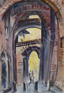 Lukács Ágnes - Perugiai utca, 1980