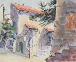 Lukács Ágnes - Arlesi lakóház, 1986