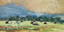 Lukács Ágnes - Kaszáló, 1978