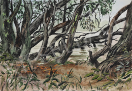 Lukács, Ágnes - Coast Willows, 1992