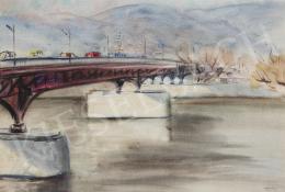 Lukács, Ágnes - Arpad Bridge, 1981