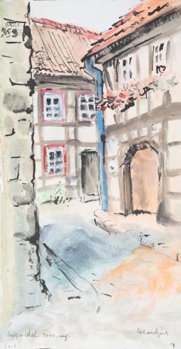 Lukács, Ágnes - Salzwedel Street I., 2000