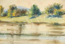 Lukács, Ágnes - Landscape, 1980