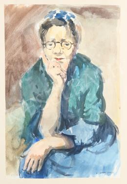 Lukács Ágnes - Lilike, 1957