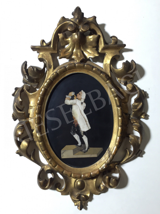 For sale  Unknown Italian Artist, 19th century - Couple II., end of the 19th - two pictures together HUF 1,850,000 's painting