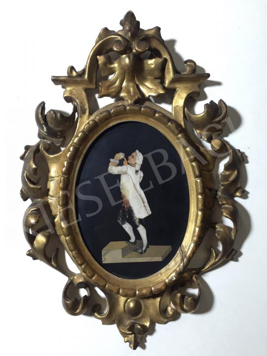 Eladó  Ismeretlen olasz alkotó, 19. század - Szerelmespár II., 19. század vége - két kép együtt 1 850 000 Ft festménye