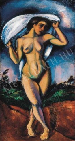 Márffy, Ödön - Female Nude, 1911.