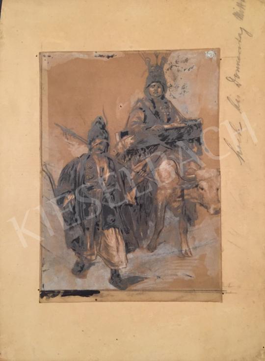 Eladó Feszty Árpád - Magyarok bejövetele festménye