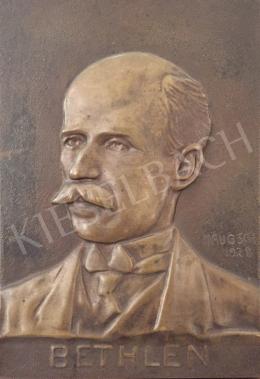 Maugsch Gyula - Bethlen István portréja, 1928