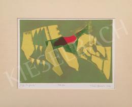 Lóránt János Demeter - Egy kis piros, 1983