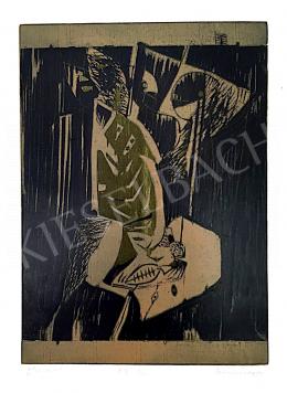 Lóránt, János Demeter (Lóránt János) - Larder, 1986