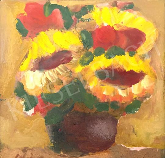 Schéner Mihály - Csendélet festménye