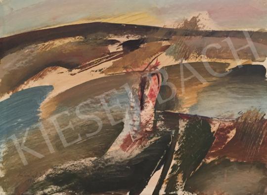 Eladó Lóránt János Demeter - Alföld, 1976 festménye