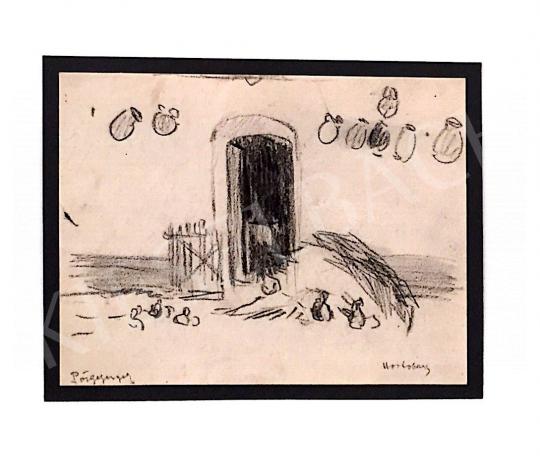 Eladó Pörge Gergely - Hortobágy festménye
