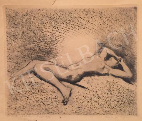 Paczka és Wagner - Niobide festménye
