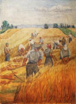 Lám, Ilona (Lám Ilus, Sz. Lám Ilona) - Harvest