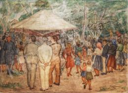 Lám, Ilona (Lám Ilus, Sz. Lám Ilona) - Saint's- Day, 1949