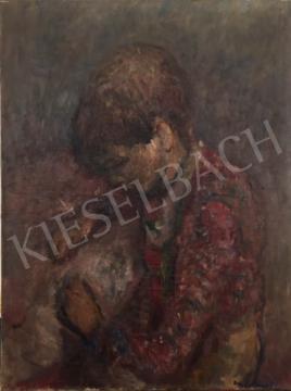 Eladó  Diener-Dénes Rudolf - Kisfiú festménye
