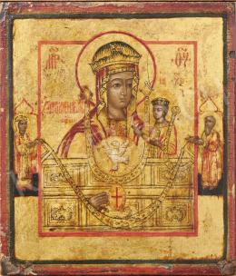 Orosz ikonfestő, 19. század - Orosz ikon, 19. század