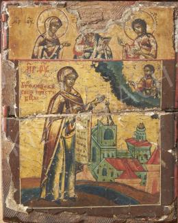 Orosz ikonfestő, 17. század vége - Orosz ikon, 17. század vége