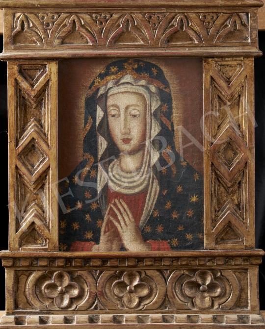 Eladó  Ismeretlen ikonfestő, 17. század - Ikon, 17. század festménye