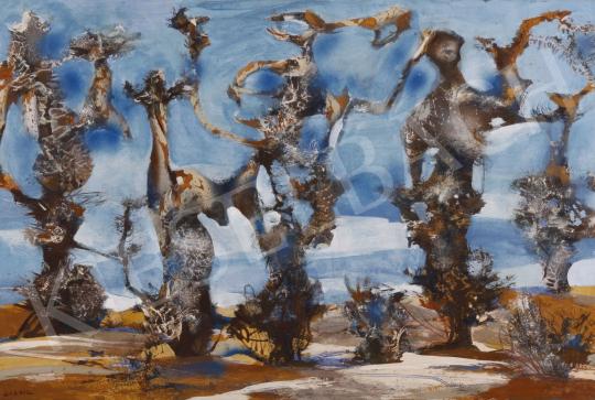 For sale Scholz, Erik - Figures, 1988 's painting