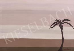 Dombay, Lelly (Dombay Lelli, Dornis Istvánné) - Lonely Palm